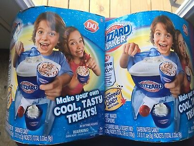 2 NEW The DQ (Dairy Queen) Blizzard Maker, Brand New