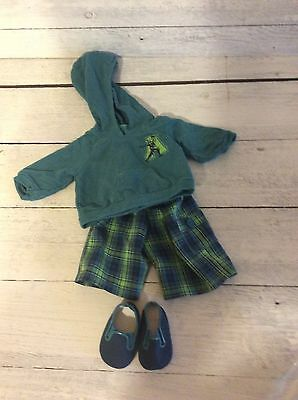 American Girl Doll Bitty Twin Boy Little Sport Outfit for Dolls- Retired! HTF!