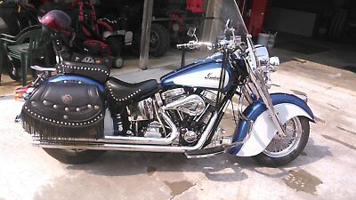 2000 Indian Chief  2000 Indian Chief Blue/White, S&S Motor
