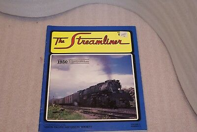 The Streamliner Union Pacific Railroad Magazine Vol 2 Number 3