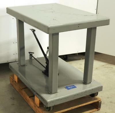 Wesco Industrial Products LTL-20-2436 2,000 Lb Lift Table