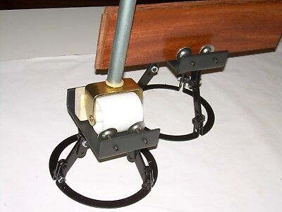 A Pair (2) of All Steel Height Adjustable Bed Risers