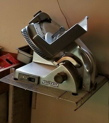 "Hobart _"" Blade Deli Meat Slicer Model 1612 commercial Deli Slicer"