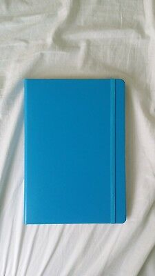 Leuchtturm1917 Azure A5 Hardcover Lined Notebook Unused