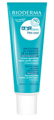 BIODERMA ABCDerm Peri-Oral Cream 40m for Irritations around the Mouth