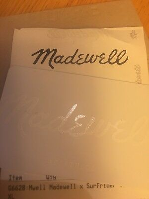 $45 Madewell Gift Card Store Credit Merchandise Jeans