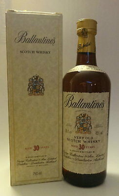 Ballantine's 30 Y.O. SCOTCH  750ml