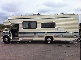 1989 fleetwood jamboree rallye rv