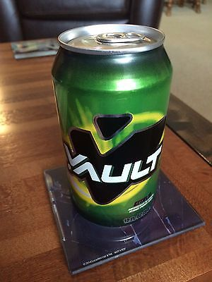 Vault Soda Full Can 2009 - Extremely Rare **FREE SHIPPING!**
