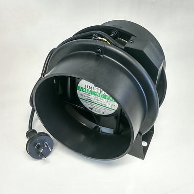 UTA Mini Tube Fan for Intake or Exhaust