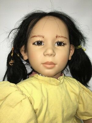 """30"""" Pre-owned Michiko by Annette Himstedt, She Represents a Japanese Girl, No Bo"""