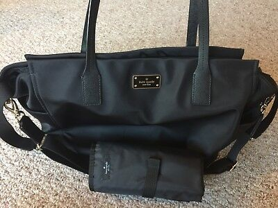 Kate Spade Blake Avenue Taden Baby Diaper Bag Tote Crossbody