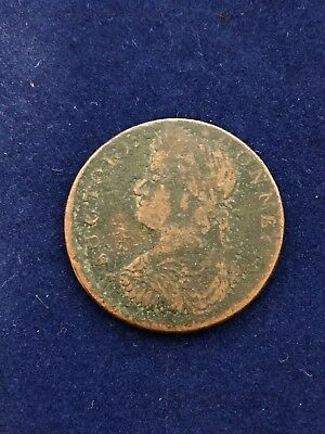 1787 Connecticut Copper Draped Bust Facing Left
