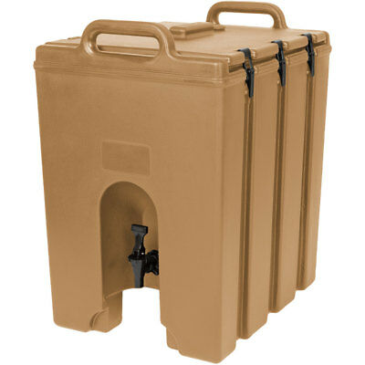 Cambro 1000LCD157 Camtainer® 11-3/4 gallon Beverage Carrier - Beige