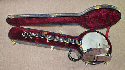 A C Fairbanks No. 4 banjo