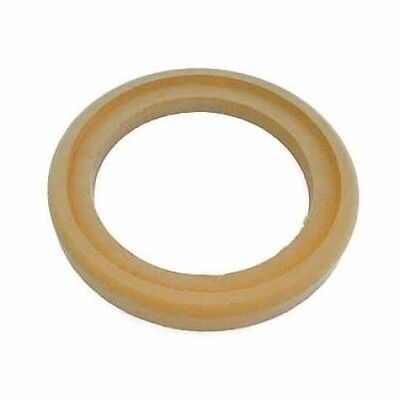 Pack of 25 MDF Wood Ring with Fold Piece for 25cm Speaker/Subwoofer
