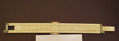 Keuffel & Esser Slide rule <4088-3> with most of original case