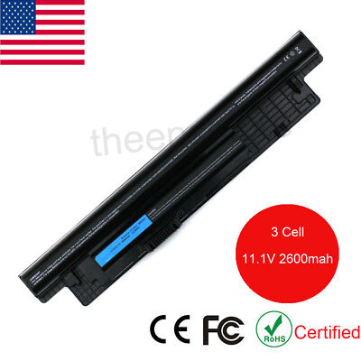 New Battery for Dell Inspiron 14 15 17 MR90Y XCMRD 3521 3721 5521 Laptop