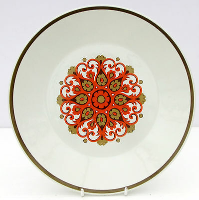Vintage Retro 1970s JG Meakin Madrid Salad Dinner Plate