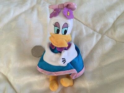 Disney Dilly Duck Plush Toy