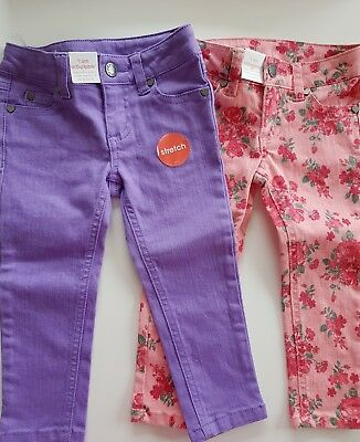 Girls Size 2 Jeans x 2 pairs - Never Worn