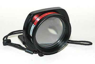 inon M67 Lens Adapter Base MCZX3/ZX1 X Panasonic LUMIX ZX3, ZX1