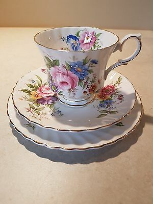 Want the best cup of Tea? Queen Anne Bone China  ... never used