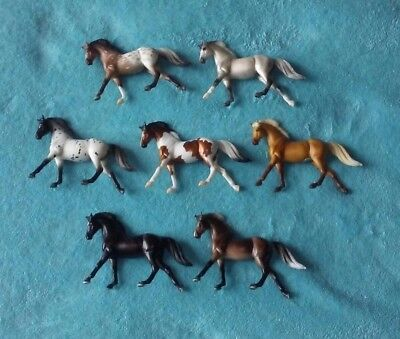 Breyer Stablemate LOT of Cantering Warmbloods JCPenney Parade of Breeds SR & RR!