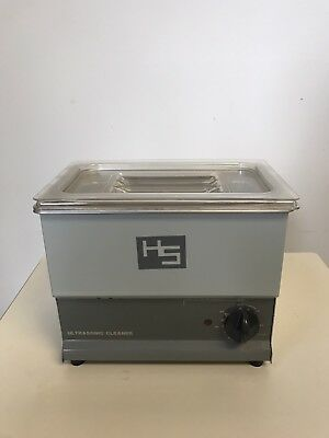 HealthSonics Ultrasonic Cleaner T3.3C With Plastic Basket