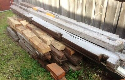 Firewood - Hardwood Posts And Offcuts LAST CHANCE