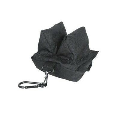 Voodoo Tactical 20-006801000 Sniper Bean Bag Black V Design Hook-n-Loop