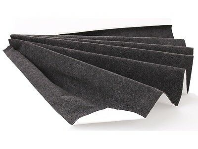 AIV Upholstery Cloth, Adhesive, Anthracite, 1A PREMIUM QUALITY MADE IN EUROPE