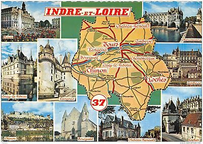 37-Panorama L Indre Et Loire-N°265-A/0411