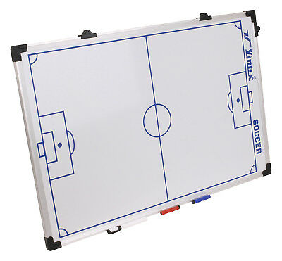 The HAEST Magnetic Tactic Board Soccer Coachboard 45 x 30 / 60 x 45 / 90 x 60 cm