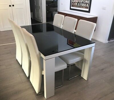 Dining Table And Chairs From Harvey Norman