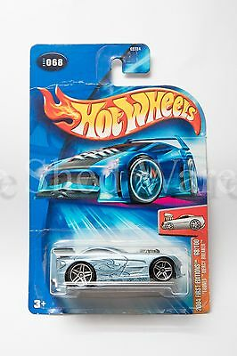 Hot Wheels 2004 First Editions # 068 1:64 'Tooned' Mercy Breaker Race Car