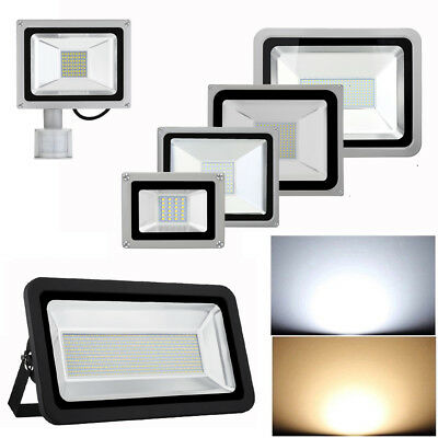 LED Floodlights 10/20/30/50/100/150/200/300/500/1000W SMD Outdoor Security Light