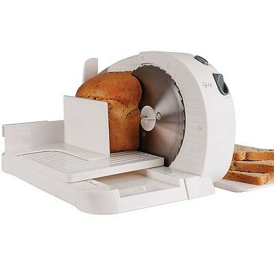 Professional Food Slicer (For Bread, Ham or Cheese) Cuts Wafer Thin or Doorstop