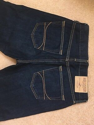 Hollister and Abercrombie Jeans/Cargo trouser bundle. Size 28in waist 30in leg