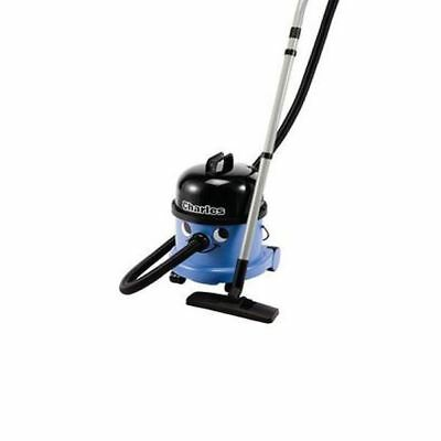 Numatic Blue Charles Wet and Dry Vacuum Cleaner CVC370 [HID24437]