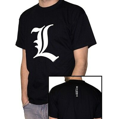 "Death Note T-Shirt ""L"""