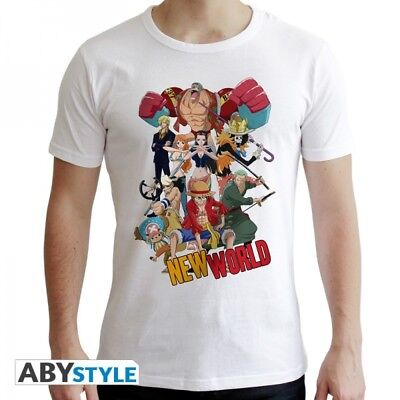 "One Piece T-Shirt ""New World Gruppe"""