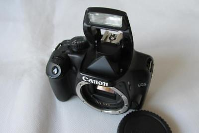 Canon EOS 1000D 10.1MP Digital-SLR DSLR Camera Body Only - Excellent Condition
