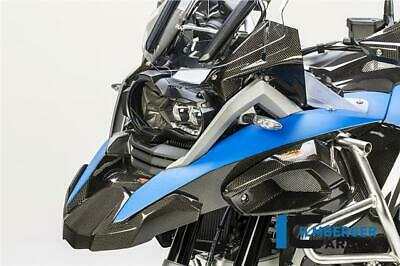 Ilmberger GLOSS Carbon Fibre Wind Deflector Trim Flaps BMW R1200GS LC 2013