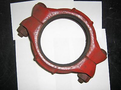 "3-1/2"" Victaulic #75 Light Weight Grooved Pipe Fitting"