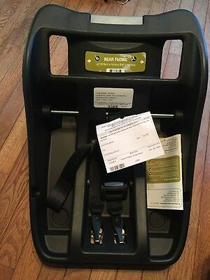 NEW Eddie Bauer First Adventure SureFit Adjustable Infant Car Seat Base