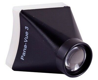 Pana-vue 3 Slide Viewer for Viewing 35mm Transparencies FPA003 no battery need