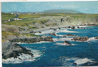 Postcard Durness Sutherland Scotland 1973