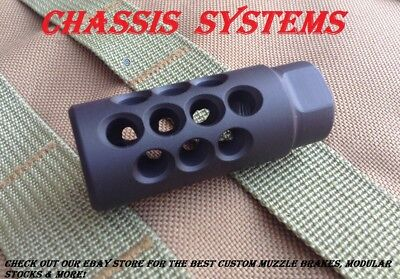 Muzzle Brake Custom 'HAVOC' Compensator Suit Walther PPQ M1 & M2 9mm Models