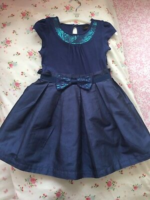 Girls Next Party Dress Age 3-4